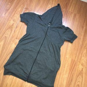 Mossimo Dress / Top - Gray